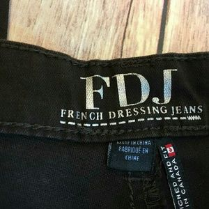 French Dressing Jeans Jeans - French Dressing Jeans High Waisted Mom Jean